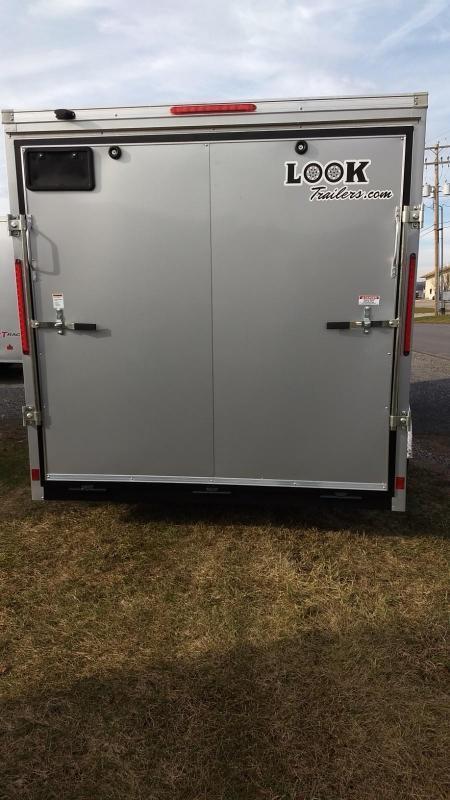 2019 Look Trailers 7x16 Element SE Enclosed Cargo Trailer