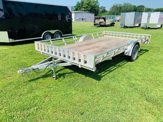 2016 Mission 83x14 ATV Trailer