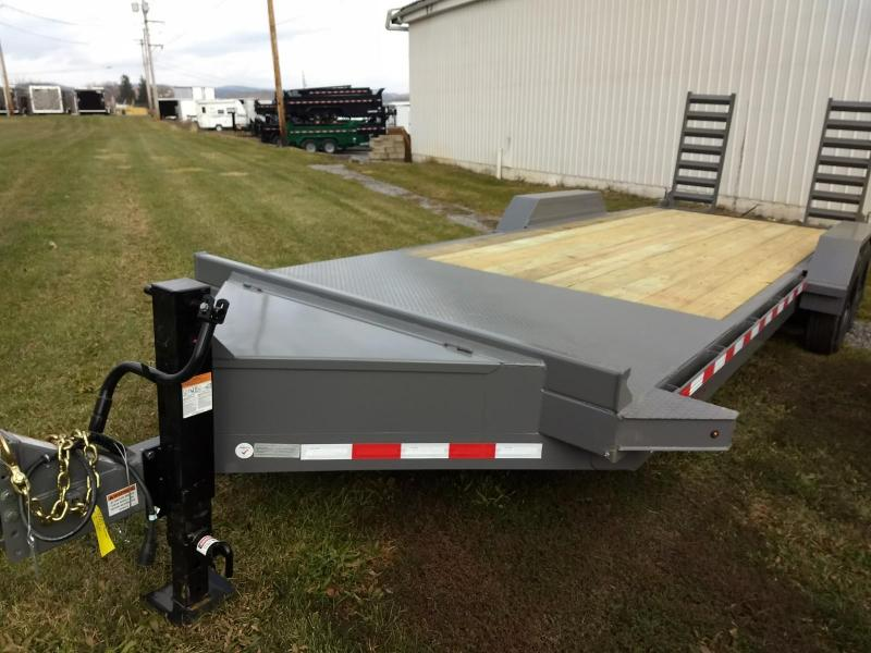 2019 Midsota 7x22 17.6K Equipment Trailer in Ashburn, VA