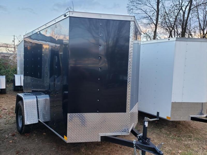 2019 Wells Cargo 300 Series 5x8 Enclosed Cargo Trailer
