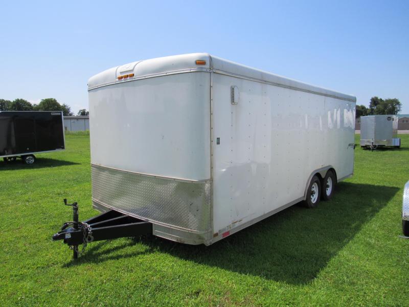 2016 Homesteader 8.5x20 Enclosed Cargo Trailer