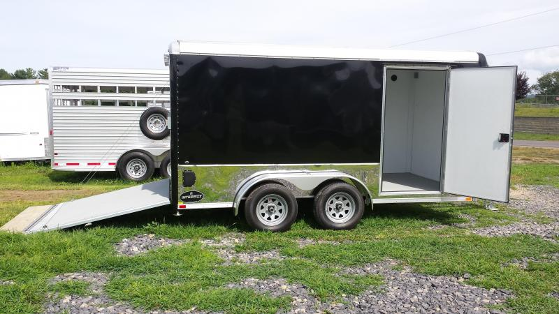 2016 Integrity Trailers ITI 7x14 Cargo / Enclosed Trailer