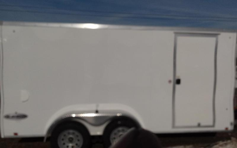2018 Look Trailers 7x14 Element SE Enclosed Cargo Trailer