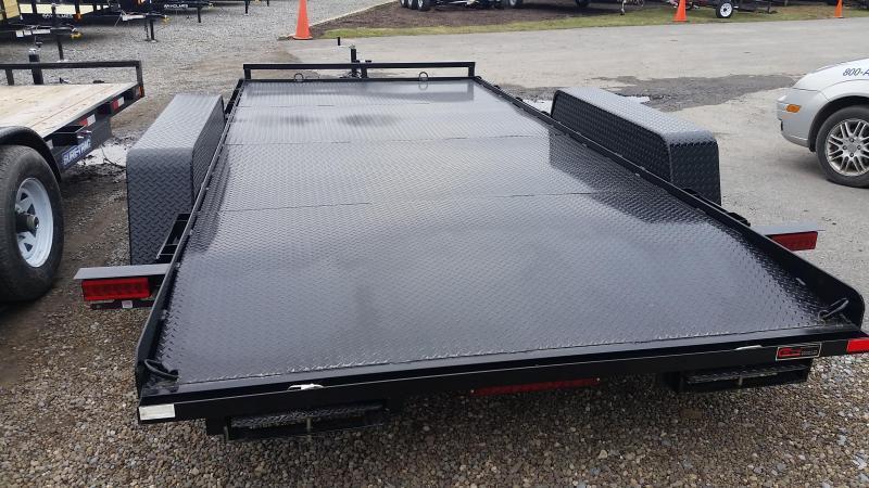 2019 Holmes 6-10X18 Steel Deck Car / Racing Trailer