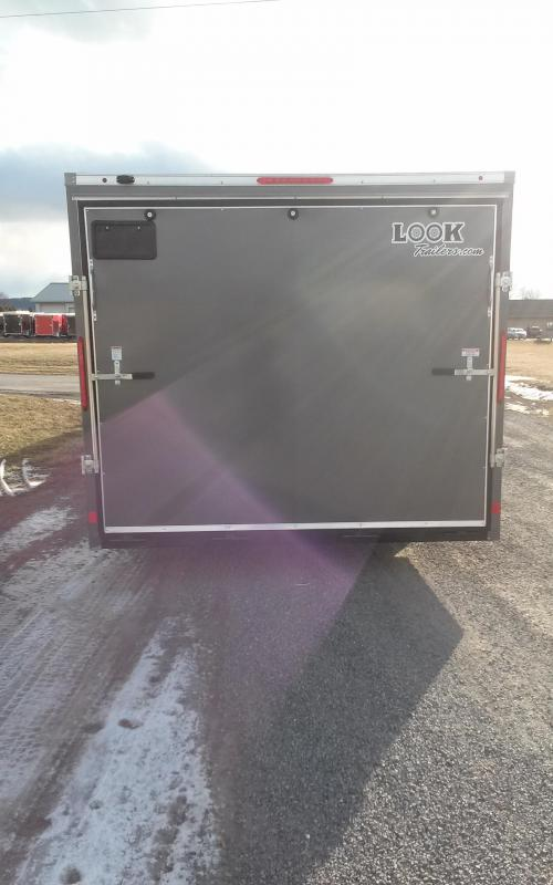 2018 Look Trailers 8.5 x 20 Element SE 7K Car Hauler