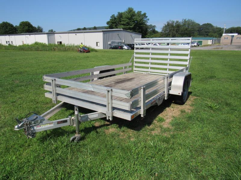 2016 Worthington Trailers 80x12 Utility Trailer