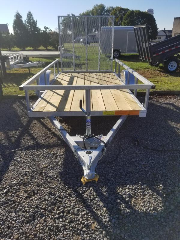 2018 Load Rite 5.5x11 Galvanized ATV Trailer