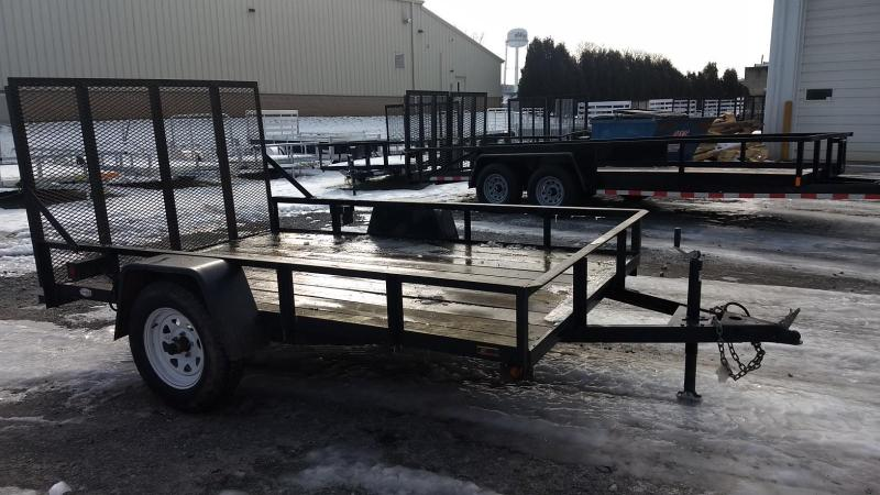 2015 TWF Mfg 6-4x10 Utility Trailer