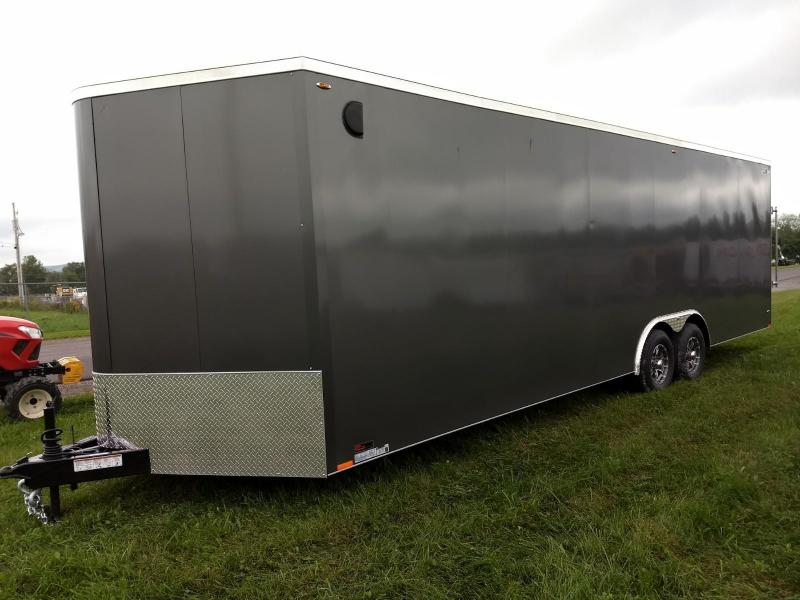 2019 Legend Manufacturing Cyclone Steel 8.5x26+V Enclosed Cargo Trailer in Ashburn, VA