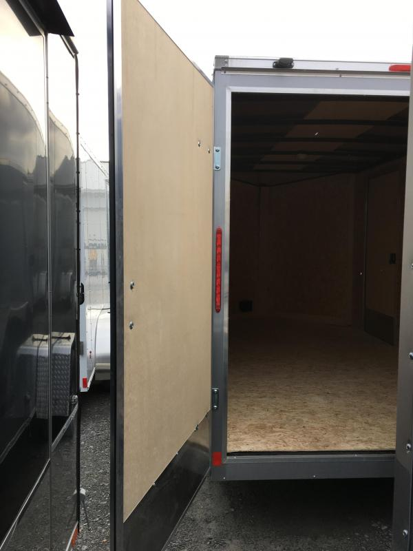 2017 Look Trailers 7x12 Element SE Enclosed Cargo Trailer