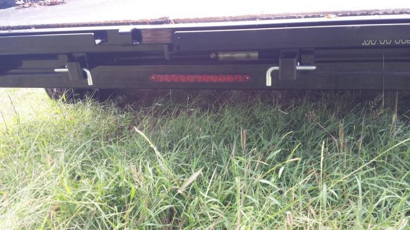 2018 Sure-Trac 7x16 low profile dump trailer
