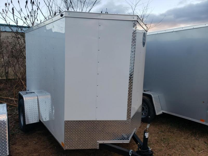 2019 Wells Cargo 300 Series 5x8 Enclosed Cargo Trailer