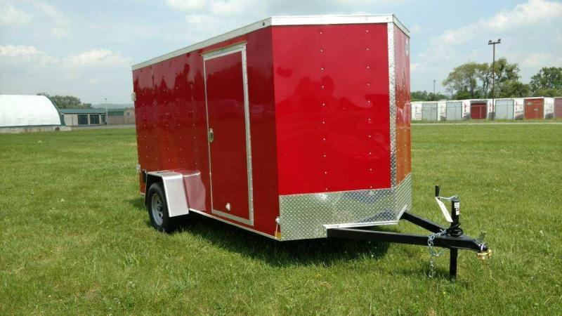 2018 Wells Cargo 300 Series 6x12 Enclosed Cargo Trailer in Ashburn, VA
