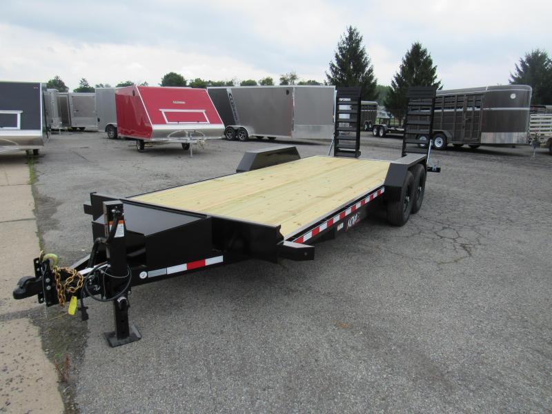 2020 Midsota 7x17+3 Nova Equipment Trailer