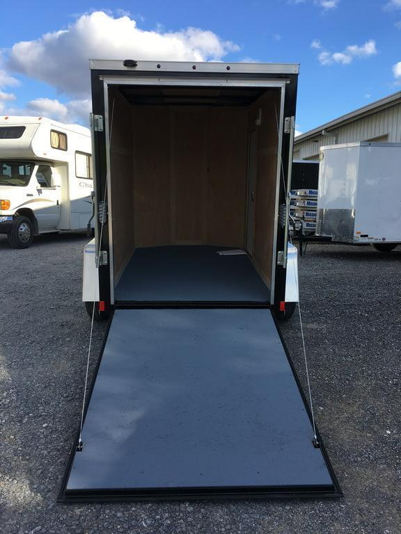2017 Wells Cargo 5x8 Fast Trac Enclosed Cargo Trailer