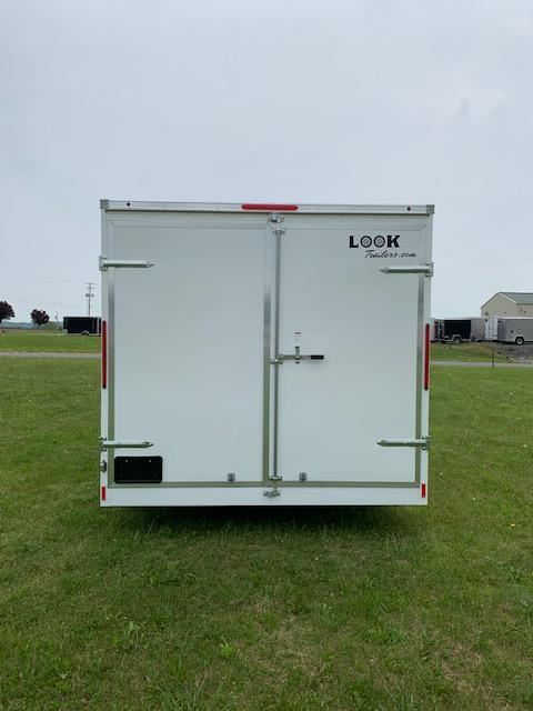 2020 Look Trailers 8.5 x 18 10K Enclosed Trailer