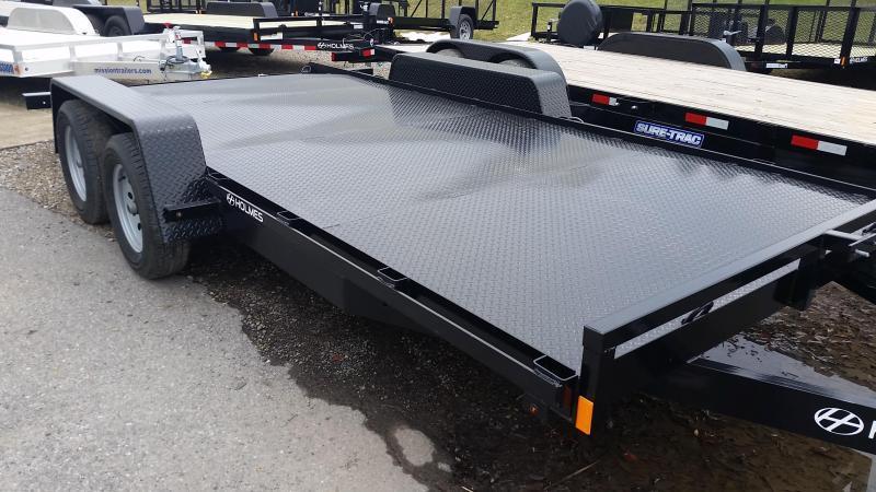 2018 Holmes 6-10X18 Steel Deck Car / Racing Trailer