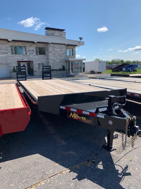 2019 Midsota 8-5x20+4 Nova Wood Deckover 16K