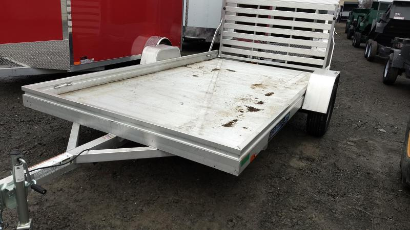 2019 Aluma 6x12 All Alum Utility Trailer