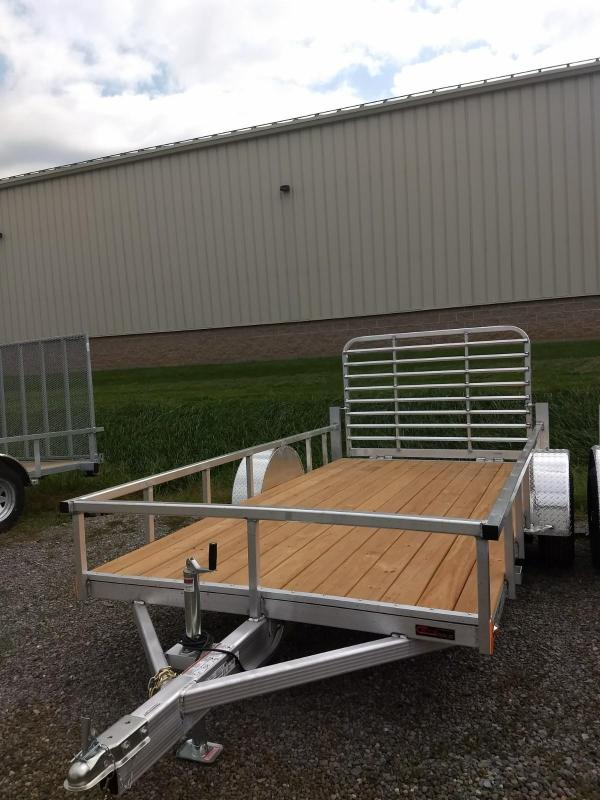 2019 Legend Manufacturing 6x12 Aluminum Utility Trailer in Ashburn, VA