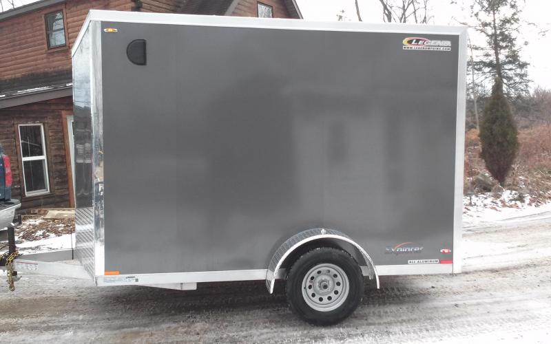 2018 Legend Manufacturing Explorer All Aluminum 6x11 Enclosed Cargo Trailer
