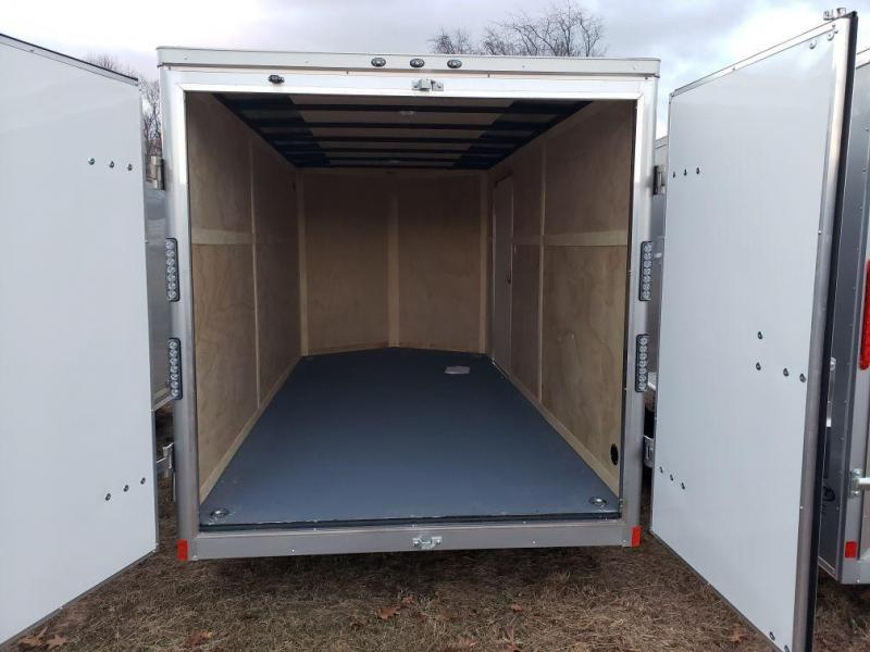 2019 Wells Cargo 500 Series 7x14 Enclosed Cargo Trailer