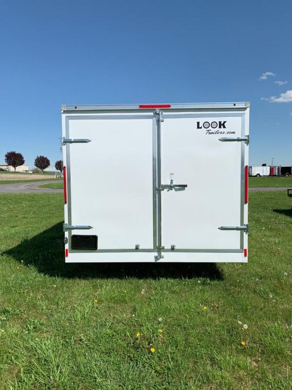 2020 Look Trailers 8.5x18 10K Cargo/Enclosed Trailer