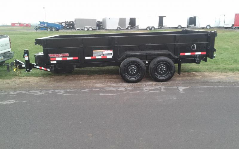 2018 Midsota 7X14 HV-16 17.6K Dump Trailer in Ashburn, VA
