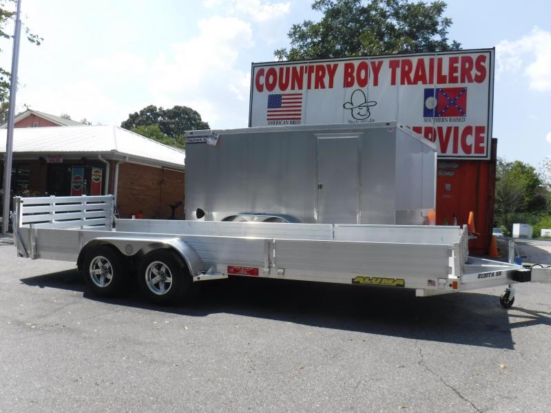 2020 Aluma 8120TA SR ATV Trailer