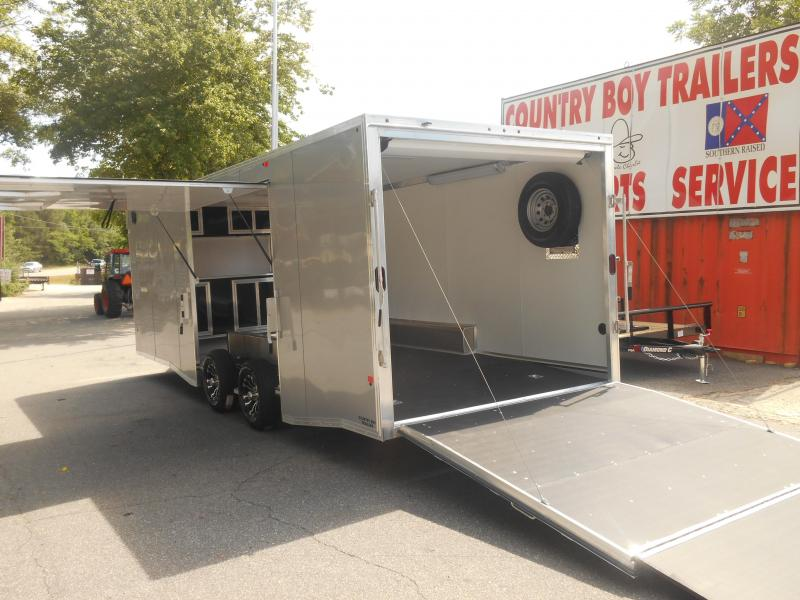 2019 Mission EZEC8X24CH Enclosed Cargo Trailer
