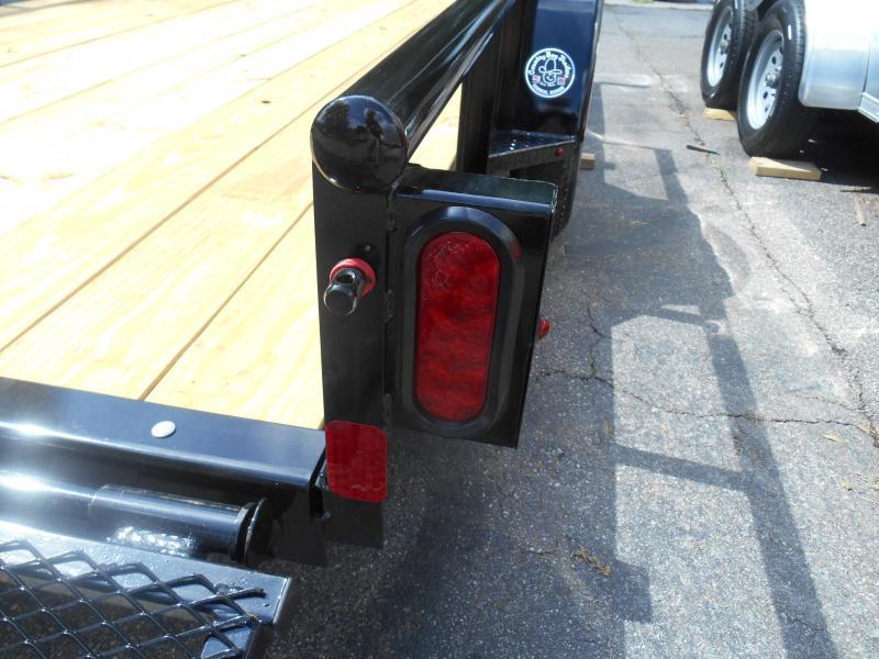 "83""X14' 1-3500#  ATV PKG (Black & Grey Avail.)"