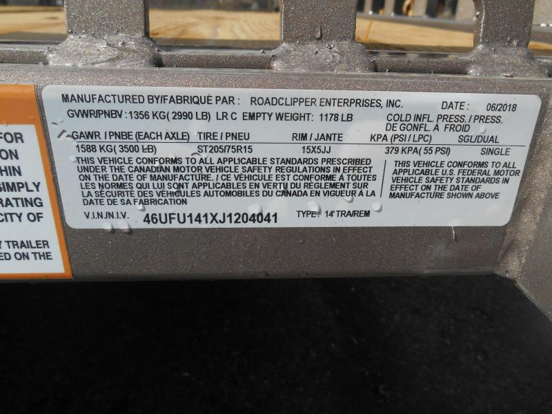 "83""X14' 1-3500#  ATV PKG (Only Mocha Avail.)"