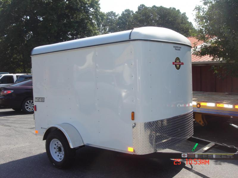 5x8 Enclosed 1-3500  Delivery date 9/16
