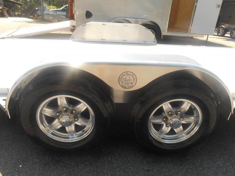 "82""x20' Car Hauler 2-5200#"