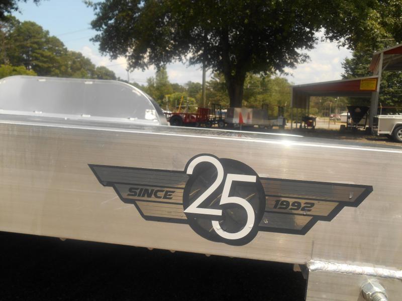 8220 25th Anniversary  Car Hauler
