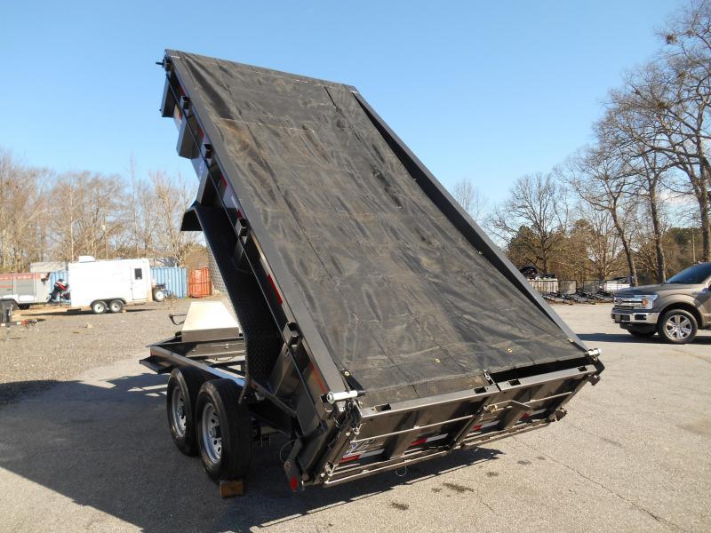 Dump Trailer 82X14