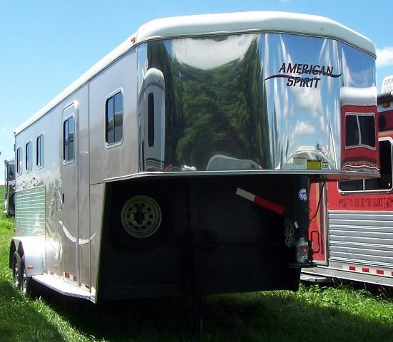 Pre Owned Trailers Kerlin Trailers Horse Trailer And