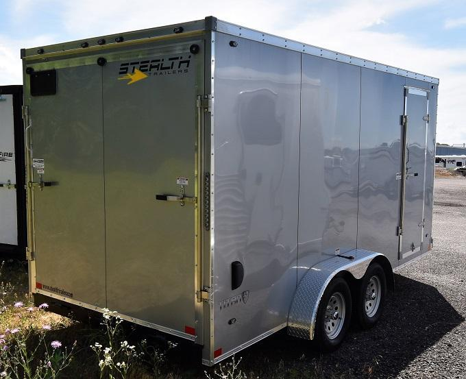 2020 Stealth Trailers Titan Enclosed Cargo Trailer