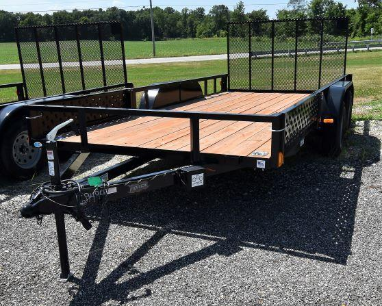 2020 Forest River USASG6516 Utility Trailer