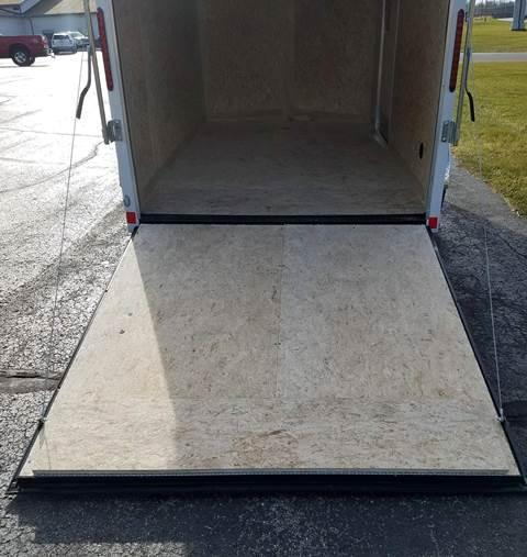 2018 US Cargo Haulin HLAFTX610SA Enclosed Cargo Trailer