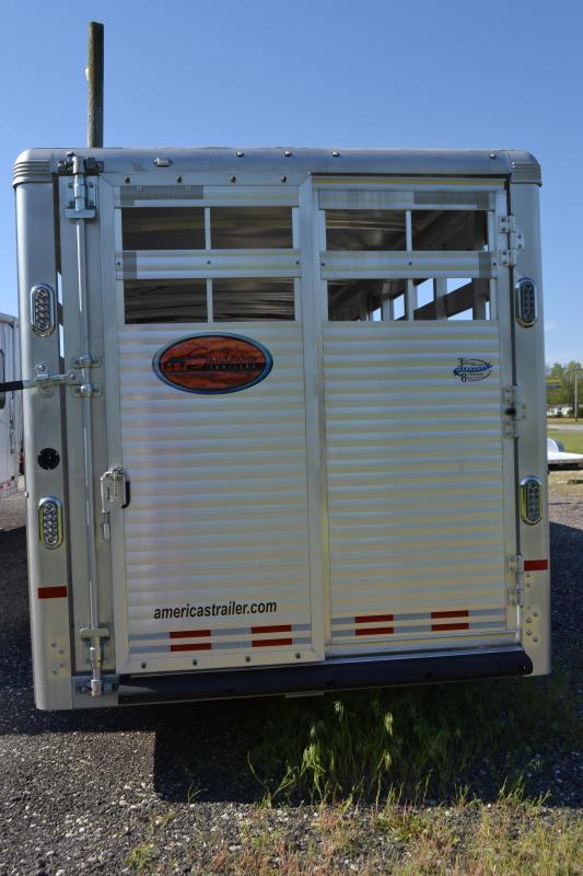 2017 Sundowner Trailers Rancher Livestock Trailer