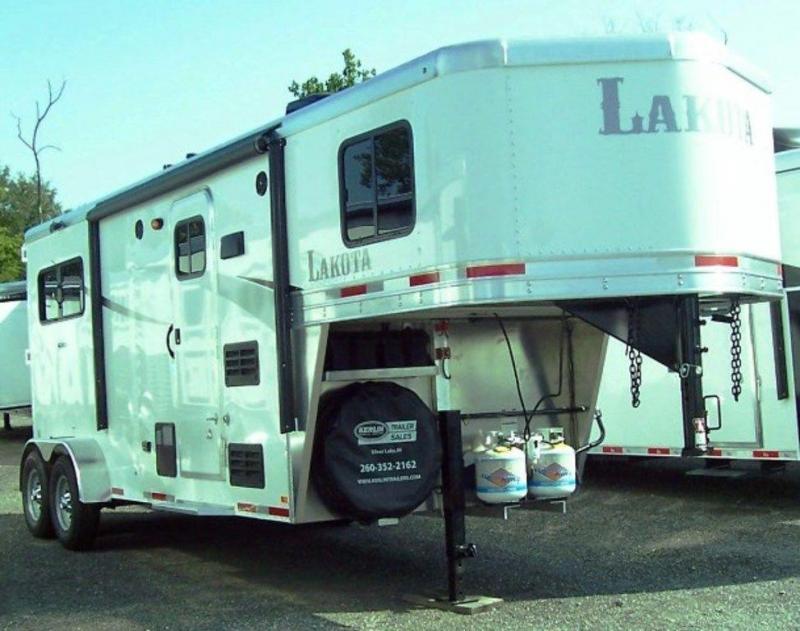 2019 Lakota AC27 Colt Horse Trailer