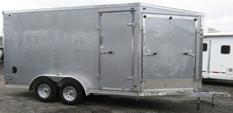 2019 Stealth Apache 7 x 19 Snowmobile Trailer