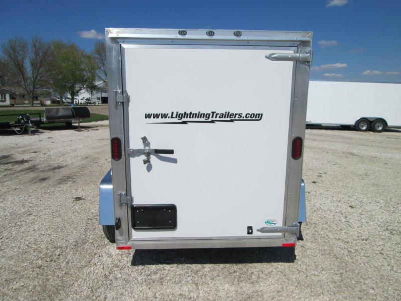 2020 Lightning Trailers LTF58SA Enclosed Cargo Trailer