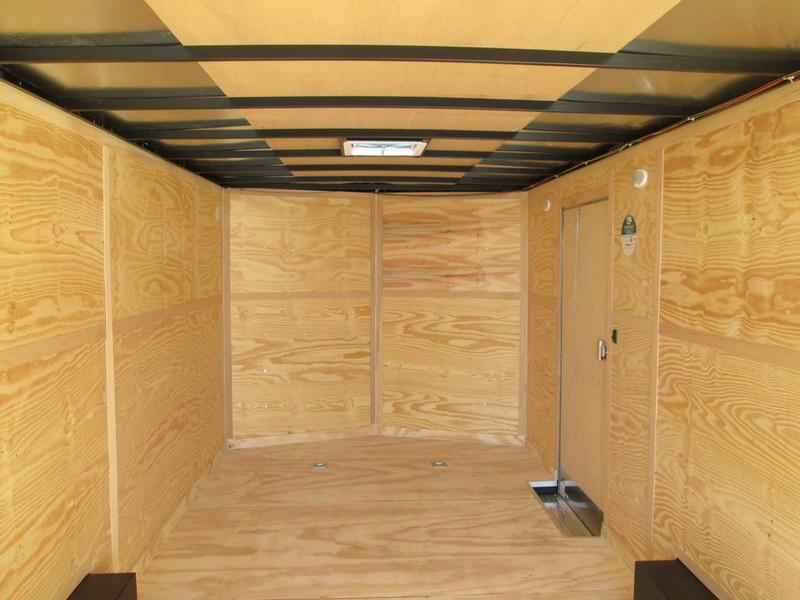"2018 Cargo Mate E Series Wedge Auto 8'6"" Wide EHW8520TA3"