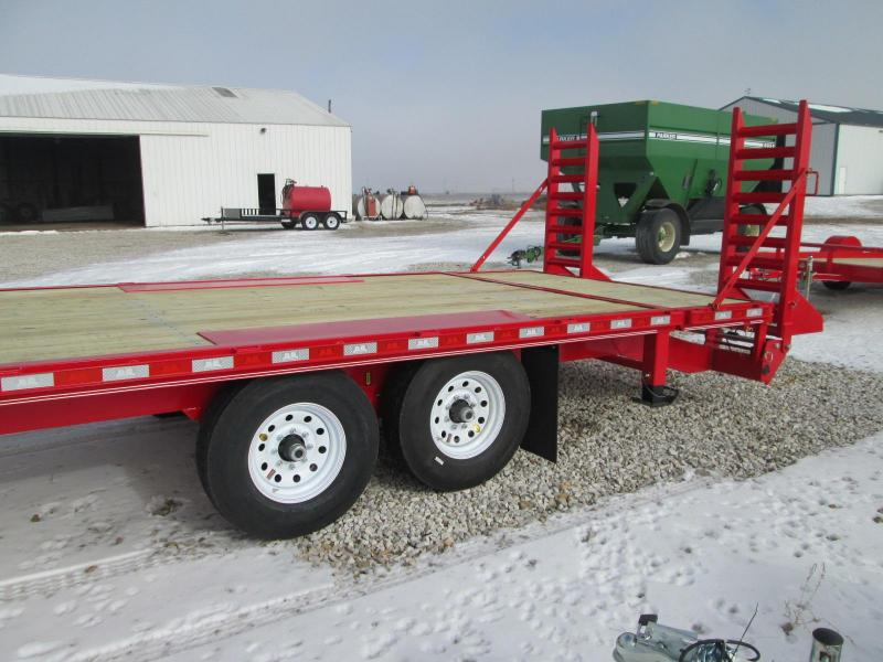 "2019 B-B BCT2314EDO Equipment Trailer / 102"" x 23'"