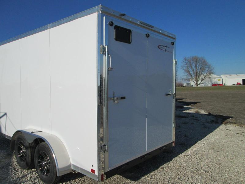 2019 Cross Trailers / 7'X14' Ramp Door/ MANY OPTIONS