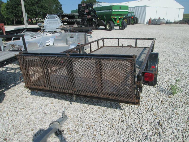 2008 Road Clipper 77 X 14 Utility Trailer