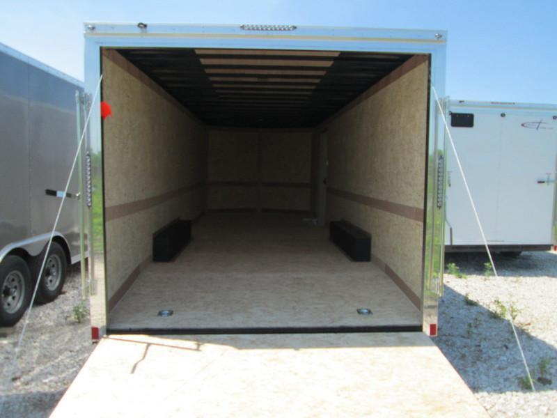2019 Cross Trailers 8.5 Wide 8.5X24TA3