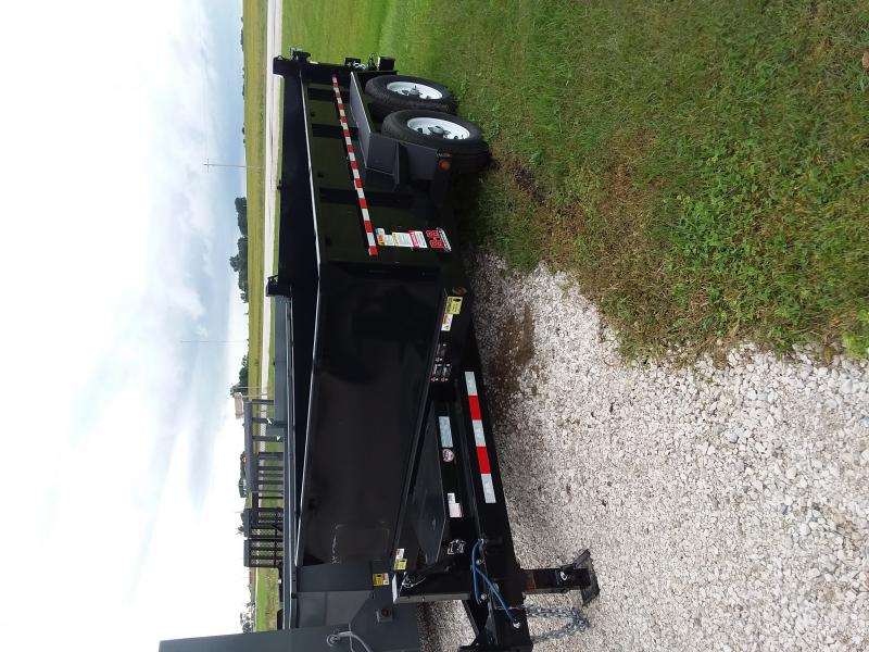 "2016 B-B DT83X12E602-RD Dump Trailer / 83"" x 12'"